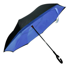 Paraguas Sombrilla Invertido Reversible Reforzado Oferta!