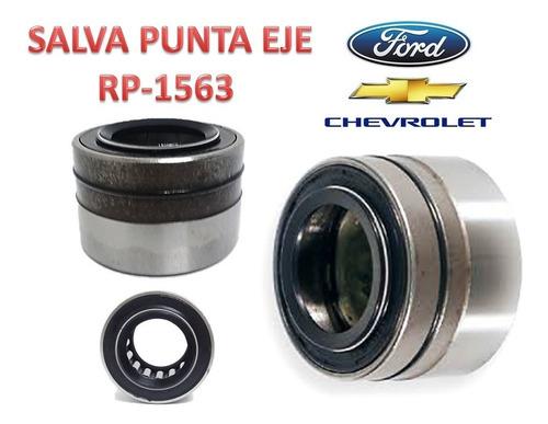 Rolinera Salva Punta Eje Trasera Chevrolet Ford Rp-1563