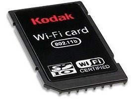 Kodak Tarjeta De Wifi Para Easyshare One Cámara Digital Y
