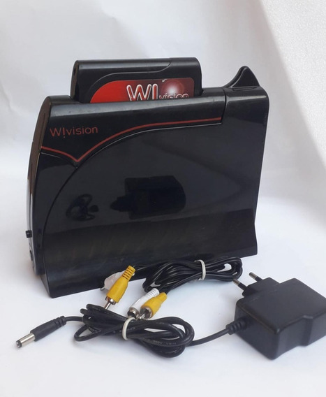 Video Game Console Wii Vision Dynacom 106 Jogos