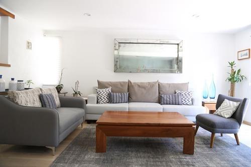Imagen 1 de 21 de Impecable Casa En Venta  Con Terraza Colindando Con Vistaher