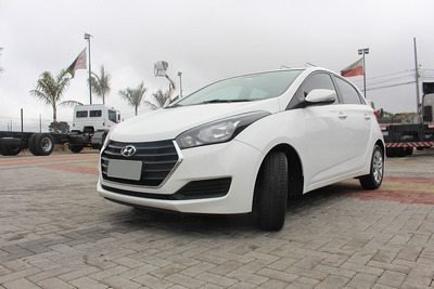 Hyundai Hb20 1.0 Comfor Style Flex 4p