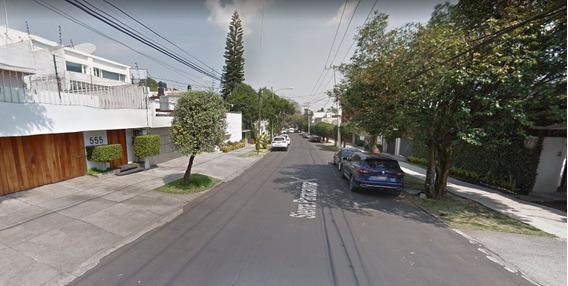 Casa Residencial De Lujo En Lomas De Chapultepec