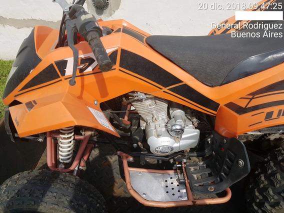 Cuatriciclo Zanella 200 Fx Scorpions Muy Buen Estado