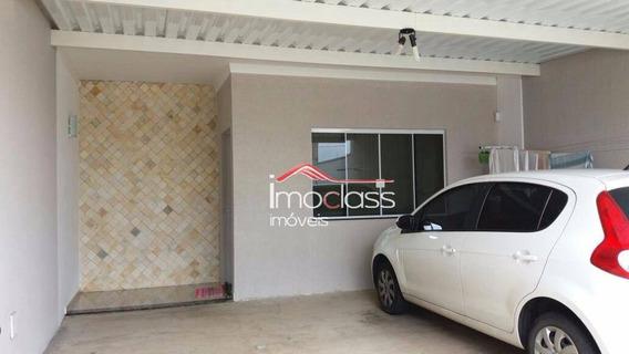 Casa Residencial À Venda, Pacaembu, Americana. - Ca0721