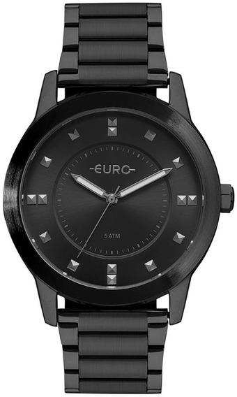 Relógio Euro Feminino Casual Style Eu2039jq/4p