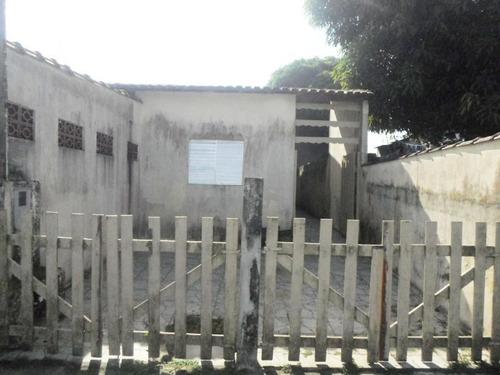 Casa Residencial À Venda, Agenor De Campos, Mongaguá. - Ca0518 - 33485828