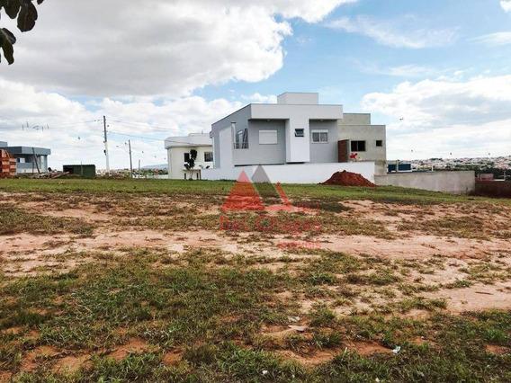 Terreno Residencial À Venda, Condomínio Ibiti Reserva, Sorocaba. - Te0251
