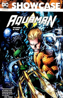 Aquaman Volumen 1 El Foso