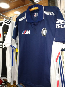 9a3fc7e69c Kit 3 Camisas Polo Ferrari   Red Bull   Bmw - F1 - Nova