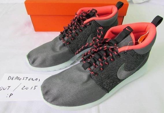 Tenis Nike Roshe Mid Tokyo City Pack Raro 41