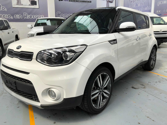 Kia Soul 2.0 Ex At 2019