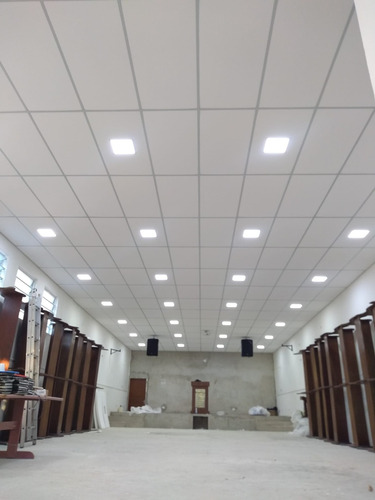 Forro De Isopor Instalado (11) 41160771  Whats 99590-2917