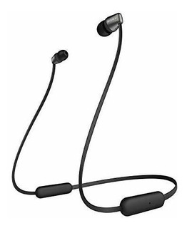 Sony Wi-c310 Auriculares Intrauditivos Inalã¡mbricos, Negro