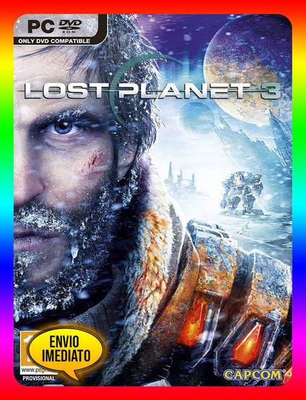Lost Planet 3 Pc - Steam Key (envio Já)