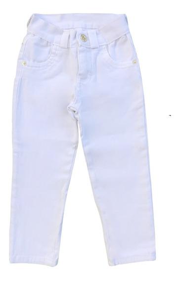 Pantalón Gab. Chupin Elastizado Niñas - Talles 4 Al 12