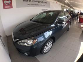 Nissan Sentra Sentra Advance Cvt 2017 Seminuevos