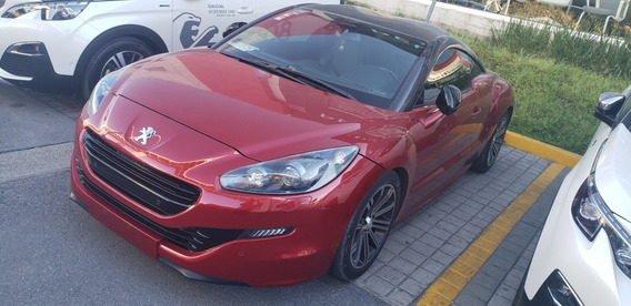 Peugeot Rcz 1.6 Turbo Mt 2014