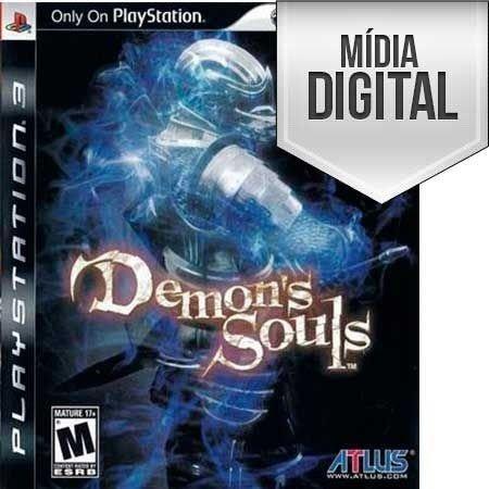 Demons Souls Ps3 Via Psn Original