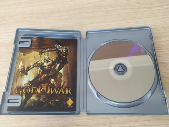 God Of War 3 Platinum Ps3 Midia Fisica, Dublado Pt Portugal
