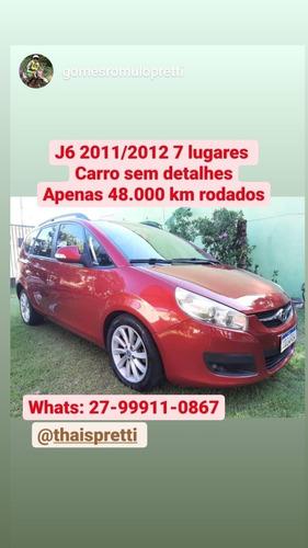 Jac J6 2012 2.0 16v Diamond 7l 5p