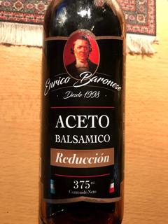 3 Unid Aceto Balsamico Reduccion Enrico Baronese Celiacos Dw