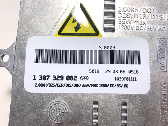 Módulo Reator Xenon Original D2s Jetta 2.5 06 07 08 09 Farol