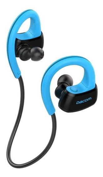 Headphone Bluetooth À Prova D`água Dacom P10 Azul