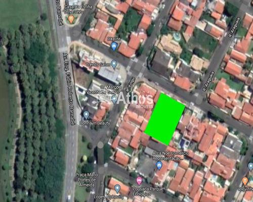 Terreno A Venda Proximo Parque Ecologico Em Indaiatuba - Tr02779 - 69331671