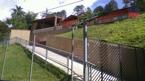 Casa Com 3 Dormitórios À Venda, 180 M² Por R$ 630.000 - Cinco Lagos - Mairiporã/sp - Ca0331