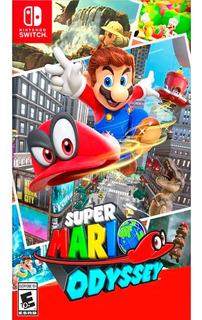 Super Mario Odyssey - Nintendo Switch + Regalo
