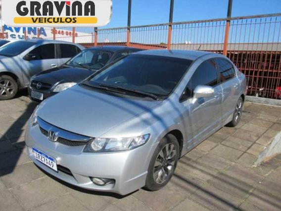 Honda Civic Lxl 1.8 Automático Flex 2011