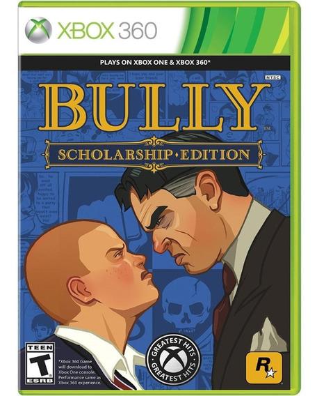 Jogo Bully Scholarship Xbox 360 Disco Fisico Lacrado Barato