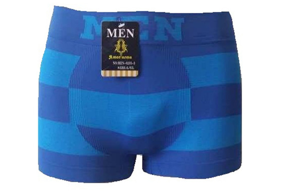 Kit Com 36 Cuecas Boxer Men - Atacado