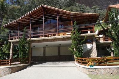 Casa A Venda No Bairro Vale Dos Pinheiros Em Nova Friburgo - - Cv-195-1