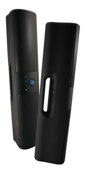 Caixa De Som Sound Box 215 Bt Frahm Usb/sd Radio Fm C/ Bater