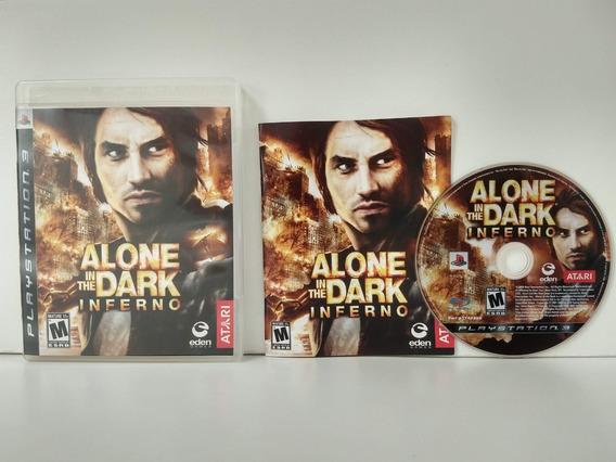 Alone In The Dark Inferno Original Ps3 Playstation 3 Física