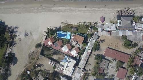 Terreno Frente Al Mar En Bucerias Para Desarrollar