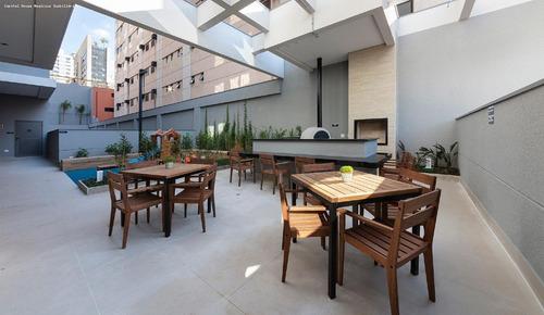 Imagem 1 de 15 de Apartamento Para Venda Em São Paulo, Vila Clementino, 2 Dormitórios, 1 Suíte, 3 Banheiros, 1 Vaga - Cap3001_1-1357175