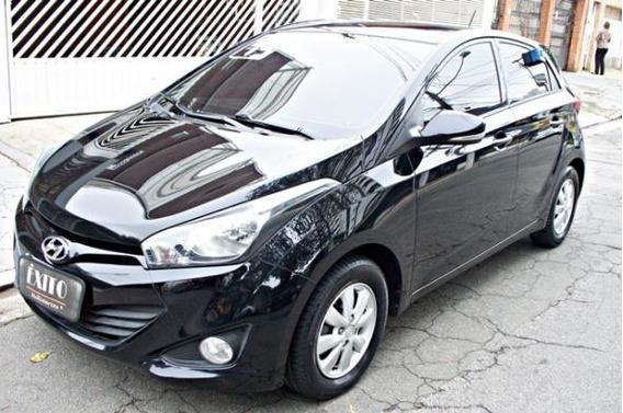 Hyundai Hb20 C.style 1.6 Flex Automatico Preto 2015