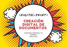 Creamos Documento Para Tu Empresa. Tarjetas, Invitaciones...