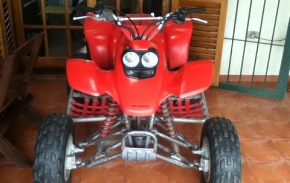 Cuatriciclo Honda Trx 400 Ex Sport Trax - Vendo / Permuto