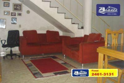 Sobrado Residencial À Venda, Jardim Santa Beatriz, Guarulhos - So0494. - So0494