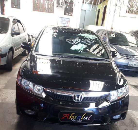 Honda Civic 1.8 Lxl Flex Aut