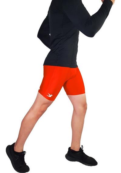 Licra Mallas Para Hombre Leggings Varios Colores Short