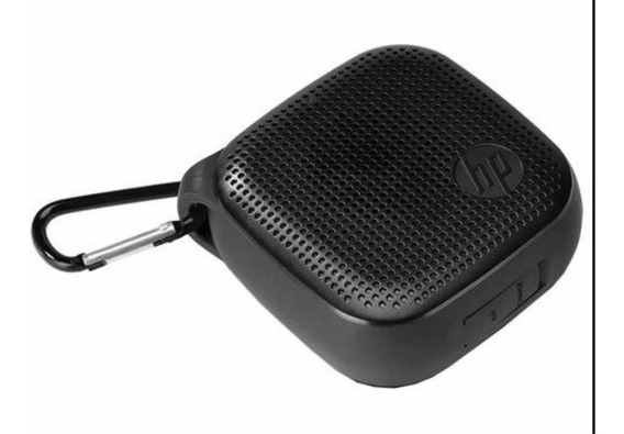 Caixa Som Mini Bluetooth Hp S300 Para Pendurar