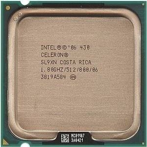 Processador Celeron 430 512mb 800mhz Lga 775