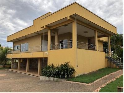 Casa Com 3 Quartos À Venda, 450 M² Recanto Das Águas - Goianira/go - Ca0103