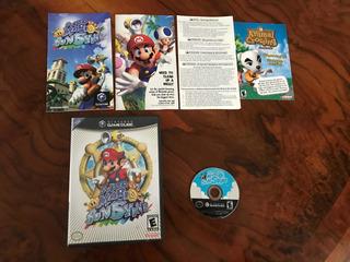 Súper Mario Sunshine Para Gamecube