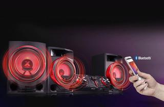 Equipo De Sonido Lg Cj88 2900w